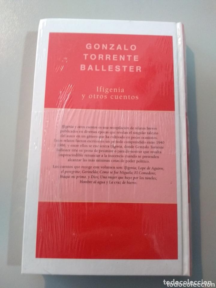 Relatos y Cuentos: Ifigenia y otros cuentos. Gonzalo Torrente Ballester - Foto 2 - 173116784