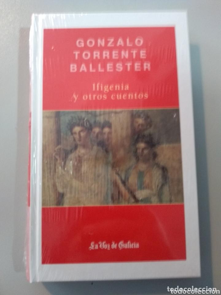 IFIGENIA Y OTROS CUENTOS. GONZALO TORRENTE BALLESTER (Libros Nuevos - Literatura - Relatos y Cuentos)