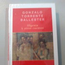 Relatos y Cuentos: IFIGENIA Y OTROS CUENTOS. GONZALO TORRENTE BALLESTER. Lote 173116784