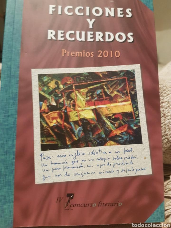 FGV. LIBRO FICCIONES Y RECUERDOS AÑO 2010. (Libros Nuevos - Literatura - Relatos y Cuentos)