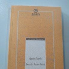 Relatos y Cuentos: ANTOLOXÍA. EDUARDO BLANCO AMOR. POEMA EN CATRO TEMPOS. TEATRO JACOBUSLAND. A ESMORGA. BIOSBARDOS. Lote 178773188