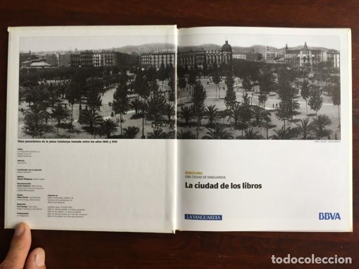 Relatos y Cuentos: La ciudad de los libros. Barcelona, capital de la edición y del comic. Los autores, los editores etc - Foto 2 - 179096653