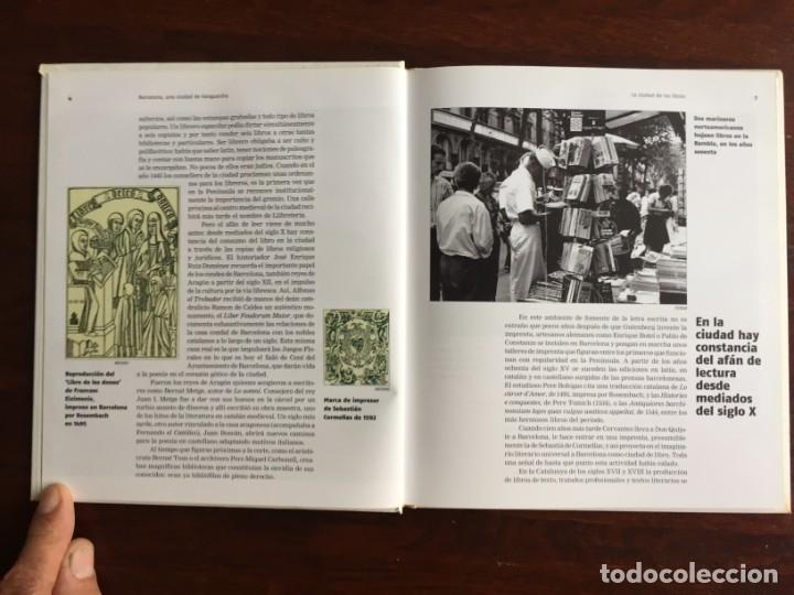 Relatos y Cuentos: La ciudad de los libros. Barcelona, capital de la edición y del comic. Los autores, los editores etc - Foto 3 - 179096653