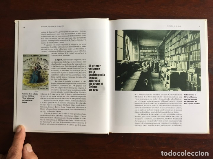 Relatos y Cuentos: La ciudad de los libros. Barcelona, capital de la edición y del comic. Los autores, los editores etc - Foto 4 - 179096653
