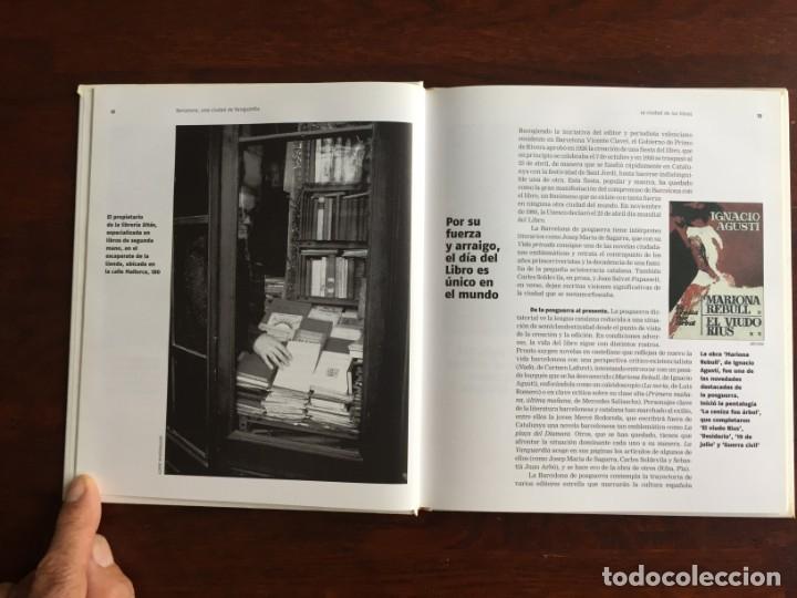 Relatos y Cuentos: La ciudad de los libros. Barcelona, capital de la edición y del comic. Los autores, los editores etc - Foto 5 - 179096653