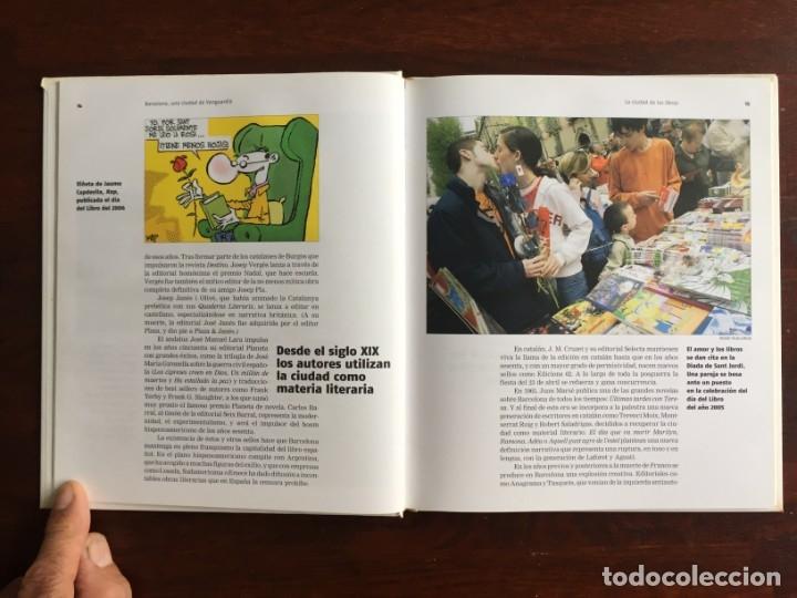 Relatos y Cuentos: La ciudad de los libros. Barcelona, capital de la edición y del comic. Los autores, los editores etc - Foto 6 - 179096653
