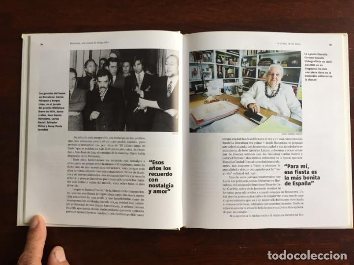 Relatos y Cuentos: La ciudad de los libros. Barcelona, capital de la edición y del comic. Los autores, los editores etc - Foto 8 - 179096653