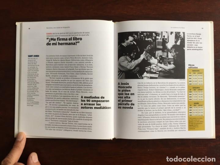 Relatos y Cuentos: La ciudad de los libros. Barcelona, capital de la edición y del comic. Los autores, los editores etc - Foto 9 - 179096653