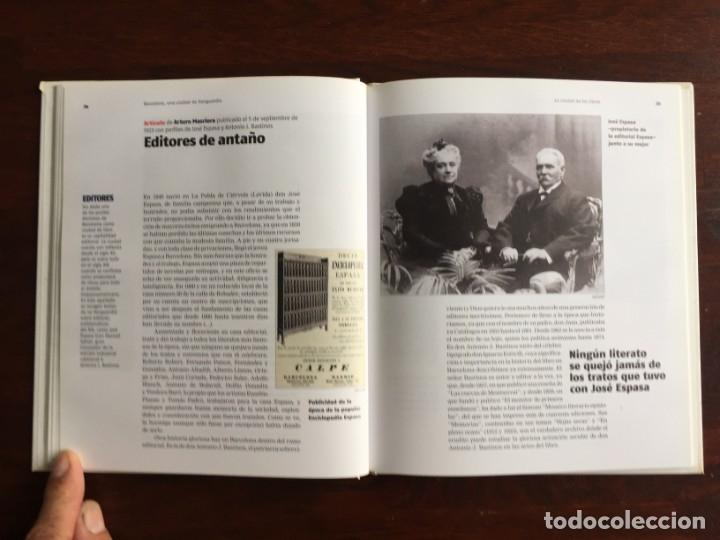 Relatos y Cuentos: La ciudad de los libros. Barcelona, capital de la edición y del comic. Los autores, los editores etc - Foto 10 - 179096653
