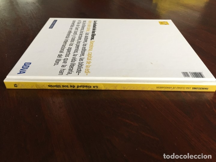 Relatos y Cuentos: La ciudad de los libros. Barcelona, capital de la edición y del comic. Los autores, los editores etc - Foto 11 - 179096653