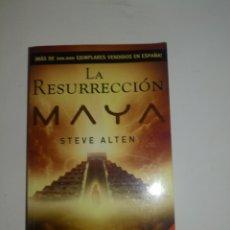 Relatos y Cuentos: LA RESURRECCIÓN MAYA STEVEN. Lote 179151205
