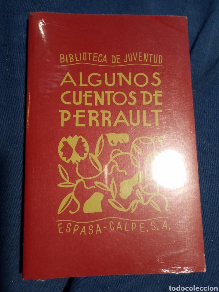 NUEVO EN EL PLÁSTICO. ALGUNOS CUENTOS DE PERRAULT (Libros Nuevos - Literatura - Relatos y Cuentos)