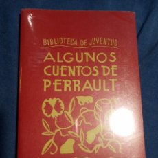 Relatos y Cuentos: NUEVO EN EL PLÁSTICO. ALGUNOS CUENTOS DE PERRAULT. Lote 182537078