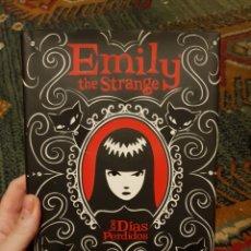 Relatos y Cuentos: EMILY THE STRANGE - LOS DÍAS PERDIDOS / ROB REGER Y JESSICA GRUNER. Lote 183034643