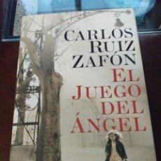 Relatos y Cuentos: EL JUEGO DEL ÁNGEL. Lote 183166490