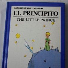 Relatos y Cuentos: EL PRINCIPITO, THE LITTLE PRINCE. ANTOINE DE SAINT-EXUPERY. Lote 184559762