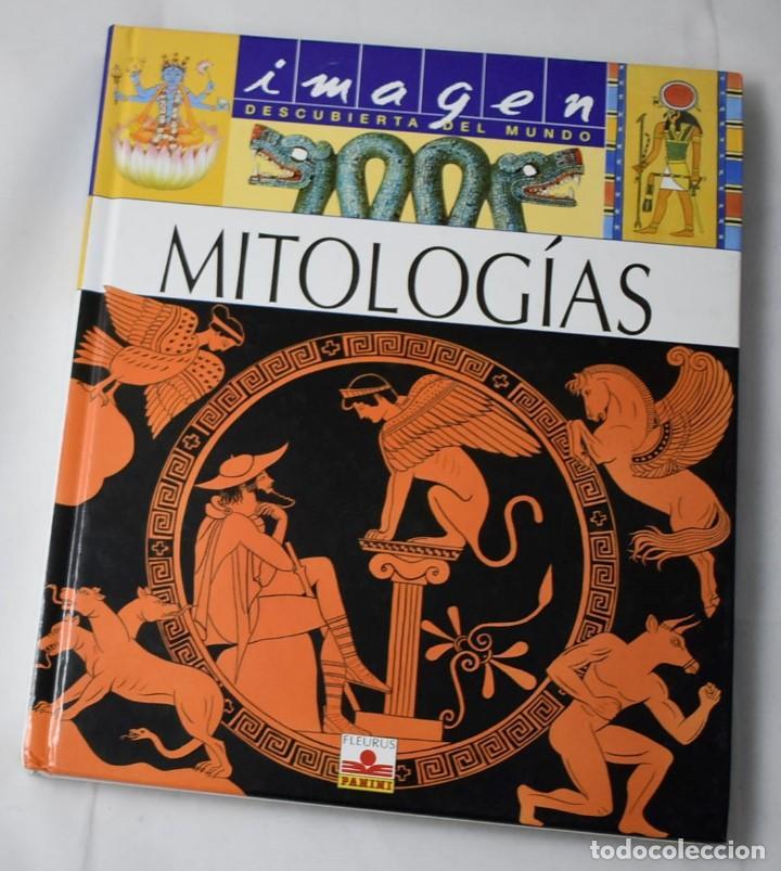 MITOLOGÍAS. VV.AA (Libros Nuevos - Literatura - Relatos y Cuentos)