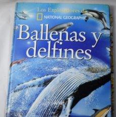 Relatos y Cuentos: BALLENAS Y DELFINES. BRONWYN SWEENEY.. Lote 184562977