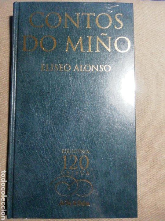 NUEVO EN EL PLÁSTICO. CONTOS DO MIÑO. ELÍSEO ALONSO (Libros Nuevos - Literatura - Relatos y Cuentos)