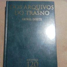 Relatos y Cuentos: NUEVO EN EL PLÁSTICO. DOS ARQUIVOS DO TRASNO. RAFAEL DIESTE. EN GALLEGO. Lote 184882718
