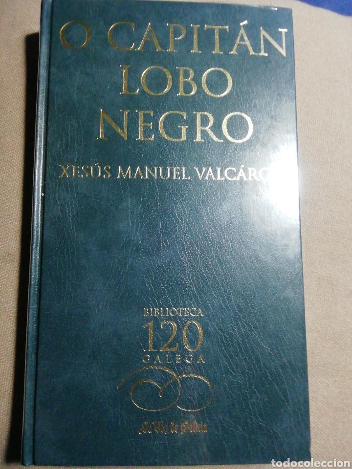 NUEVO EN EL PLÁSTICO. O CAPITÁN LOBO NEGRO (Libros Nuevos - Literatura - Relatos y Cuentos)
