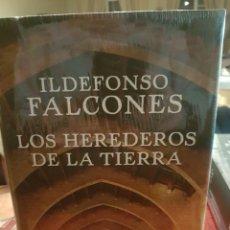 Relatos y Cuentos: LOS HEREDEROS DE LA TIERRA, DE ILDEFONSO FALCONES. Lote 190031240