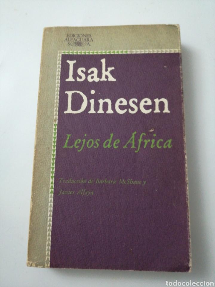 LEJOS DE ÁFRICA . ISAK DINESSEN (Libros Nuevos - Literatura - Relatos y Cuentos)