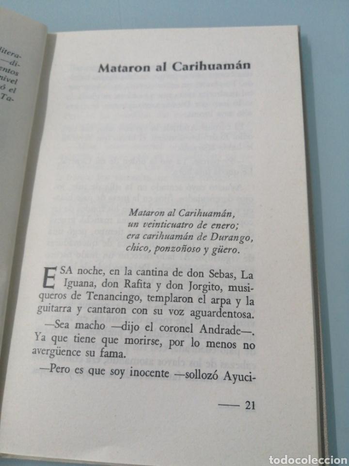 Relatos y Cuentos: CUENTOS PREMIADOD XII CERTAMEN INTERNACIONAL 1973. SALAMANCA, VALLADOLID 1974 - Foto 6 - 192785230