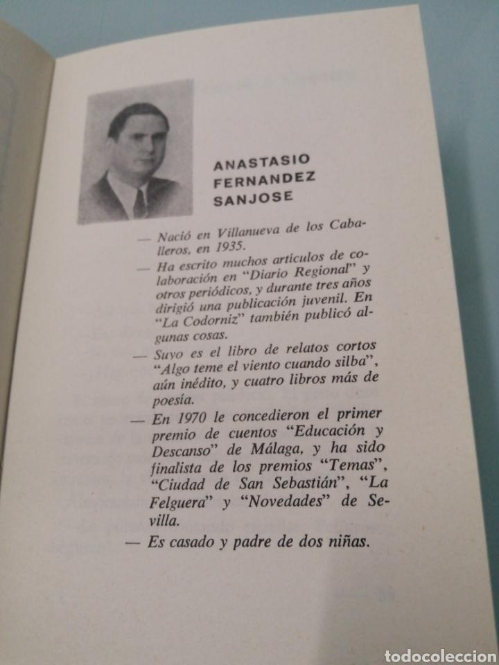 Relatos y Cuentos: CUENTOS PREMIADOD XII CERTAMEN INTERNACIONAL 1973. SALAMANCA, VALLADOLID 1974 - Foto 8 - 192785230