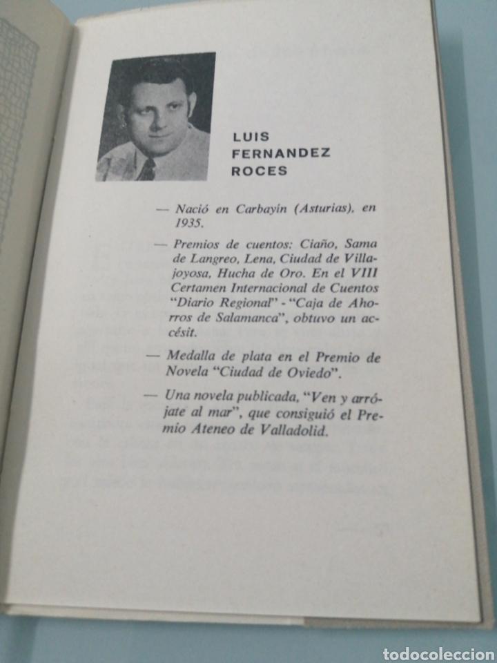 Relatos y Cuentos: CUENTOS PREMIADOD XII CERTAMEN INTERNACIONAL 1973. SALAMANCA, VALLADOLID 1974 - Foto 11 - 192785230