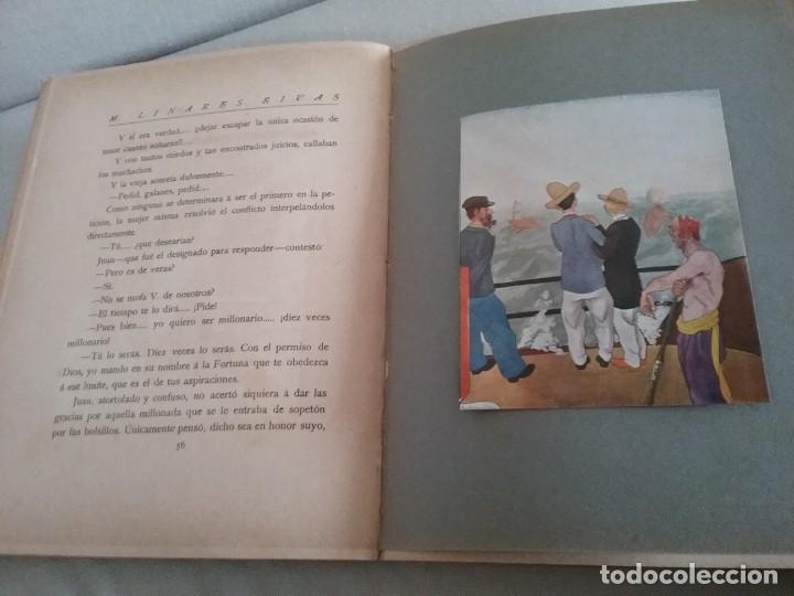 Relatos y Cuentos: Los aventureros. Manuel Linares rivas - Foto 2 - 193821542