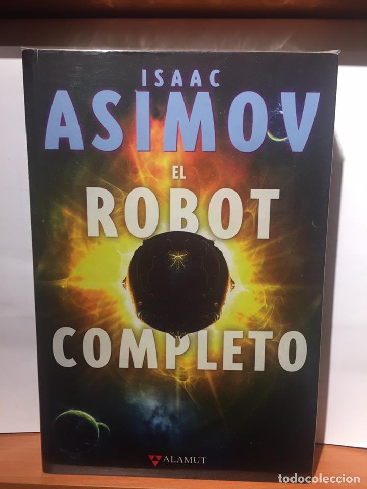 EL ROBOT COMPLETO ASIMOV (Libros Nuevos - Literatura - Relatos y Cuentos)