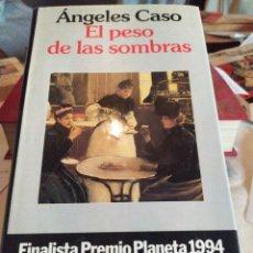 Relatos y Cuentos: EL PESO DE LAS SOMBRAS. Lote 195411507