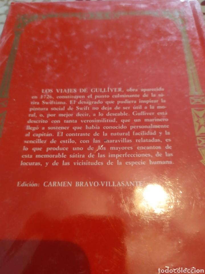 Relatos y Cuentos: Los viajes de Gulliver - Foto 2 - 195639237