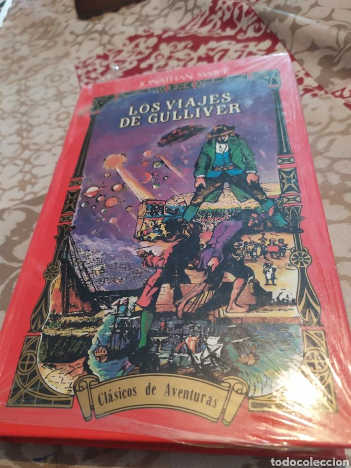 LOS VIAJES DE GULLIVER (Libros Nuevos - Literatura - Relatos y Cuentos)