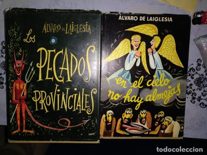 ÁLVARO DE LA IGLESIA (Libros Nuevos - Literatura - Relatos y Cuentos)