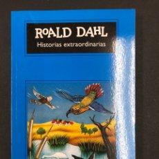 Relatos y Cuentos: HISTORIAS EXTRAORDINARIAS - ROALD DAHL - COMAPCTOS ANAGRAMA 21ª ED. 2019 - NUEVO DE EDITORIAL. Lote 196779822