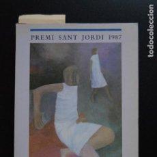 Relatos y Cuentos: 6. RICARD CREUS - POSICIONS - PREMI SANT JORDI 1987. Lote 198927830