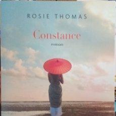 Relatos y Cuentos: LIBRO CONSTANCE - ROSIE THOMAS. Lote 205881950