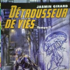 Relatos y Cuentos: LIBRO DÉTROUSSEUR DE VIES - JASMIN GIRARD. Lote 205886901