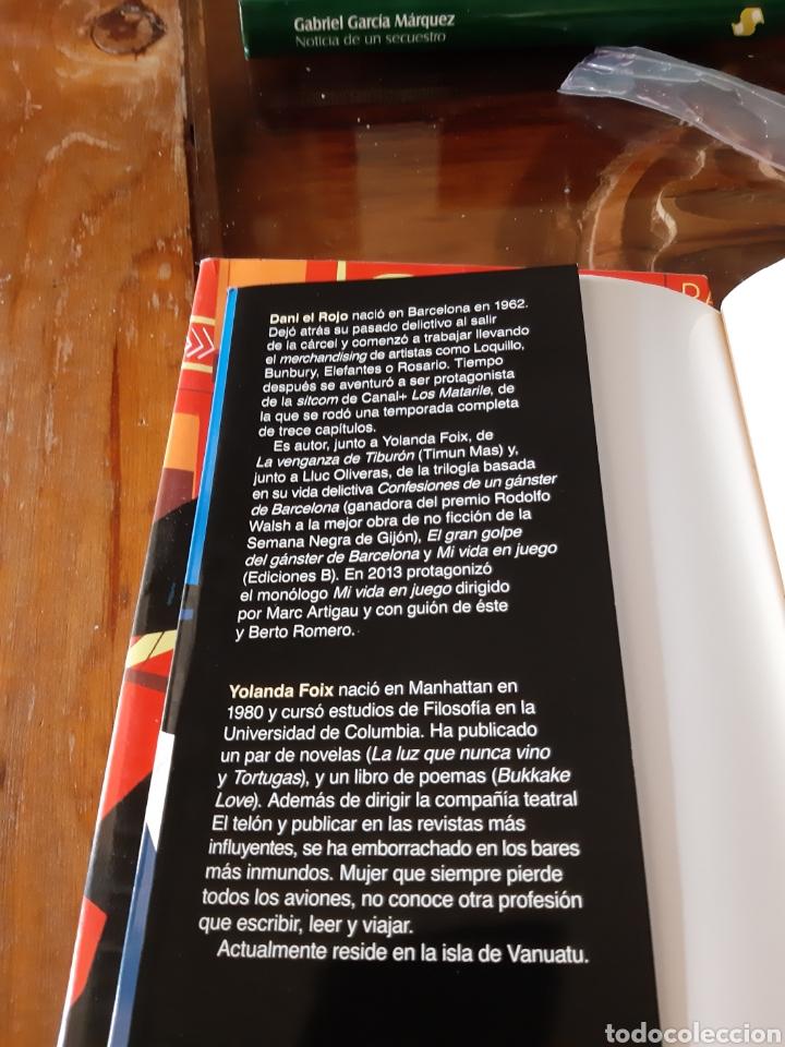 Relatos y Cuentos: Muy buscado Descatalogado y muy buscado 2 libro de la trilogía de dani el rojo. - Foto 3 - 208804370