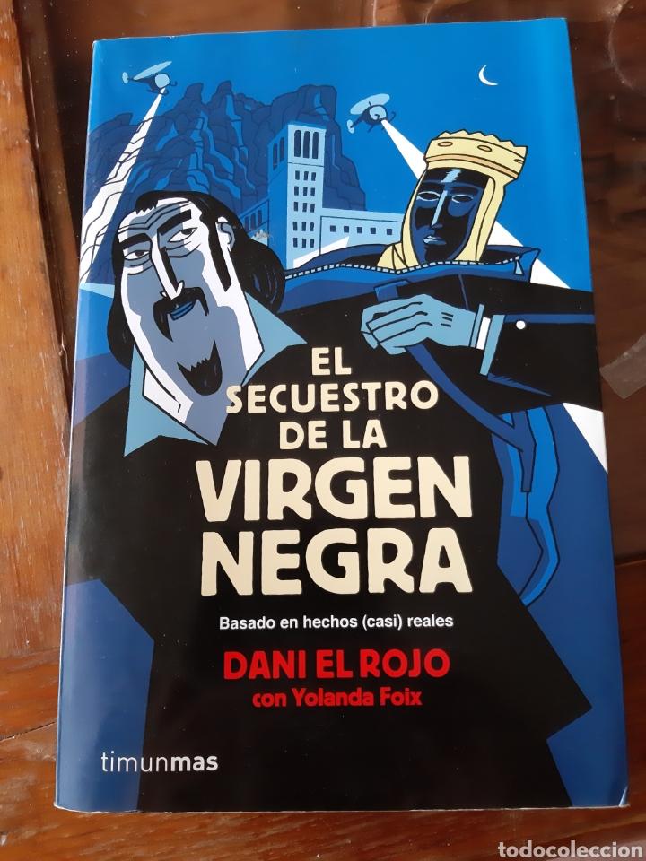 MUY BUSCADO DESCATALOGADO Y MUY BUSCADO 2 LIBRO DE LA TRILOGÍA DE DANI EL ROJO. (Libros Nuevos - Literatura - Relatos y Cuentos)