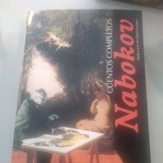 Relatos y Cuentos: CUENTOS COMPLETOS NABOKOV NABOKOV, VLADIMIR ALFAGUARA / 978-84-204-4225-9. Lote 209368198