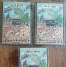 Relatos y Cuentos: JULIO VERNE (LOS HIJOS DEL CAPITAN GRANT) SIN ESTRENAR. Lote 210377543