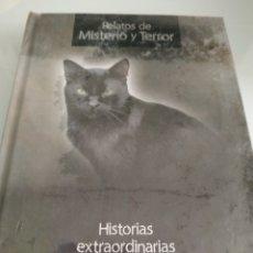 Relatos y Cuentos: HISTORIAS EXTRAORDINARIAS EDGAR ALLAN POE. Lote 210635698
