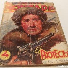 Relatos y Cuentos: POLICÍA MONTADA , EL PROTECTOR. Lote 213118245
