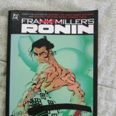 Relatos y Cuentos: RONIN FRANK MILLER'S. Lote 214183543
