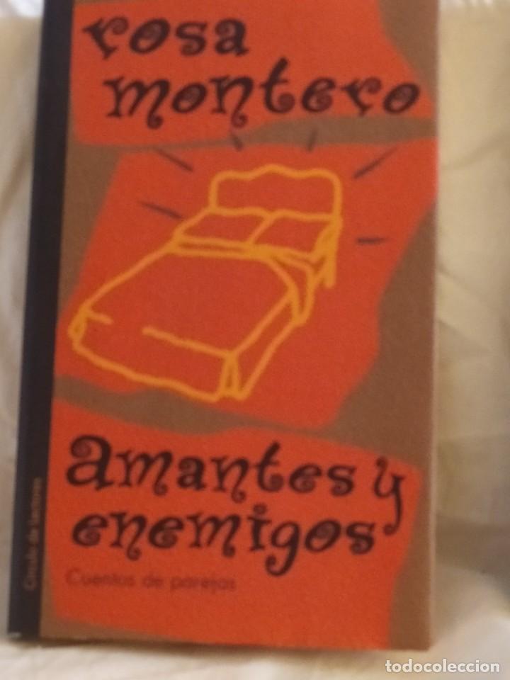 AMANTES Y ENEMIGOS (Libros Nuevos - Literatura - Relatos y Cuentos)