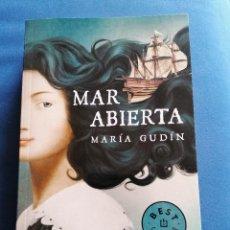 Relatos y Cuentos: LIBRO MAR ABIERTA DE MARÍA GUDÍN, 1 EDICIÓN. Lote 219716336
