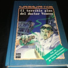 Relatos y Cuentos: EL TERRIBLE PLAN DEL DOCTOR VENENO , THOMAS BREZINA. Lote 220432693